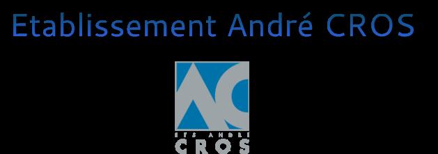 Ets André Cros